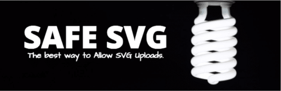 Save SVG plugin